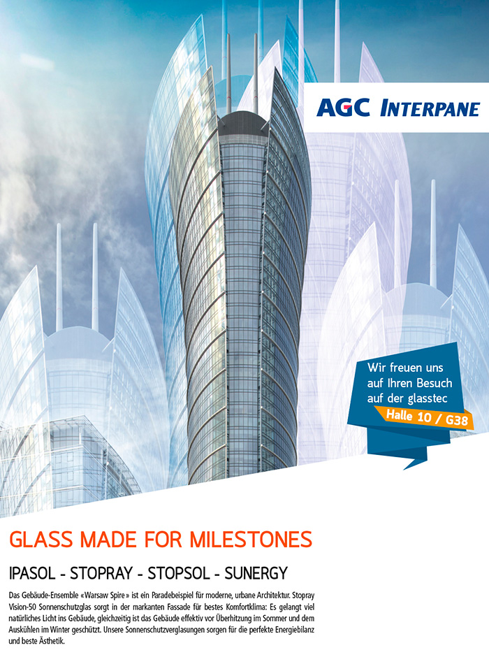AGC Interpane — Interview International