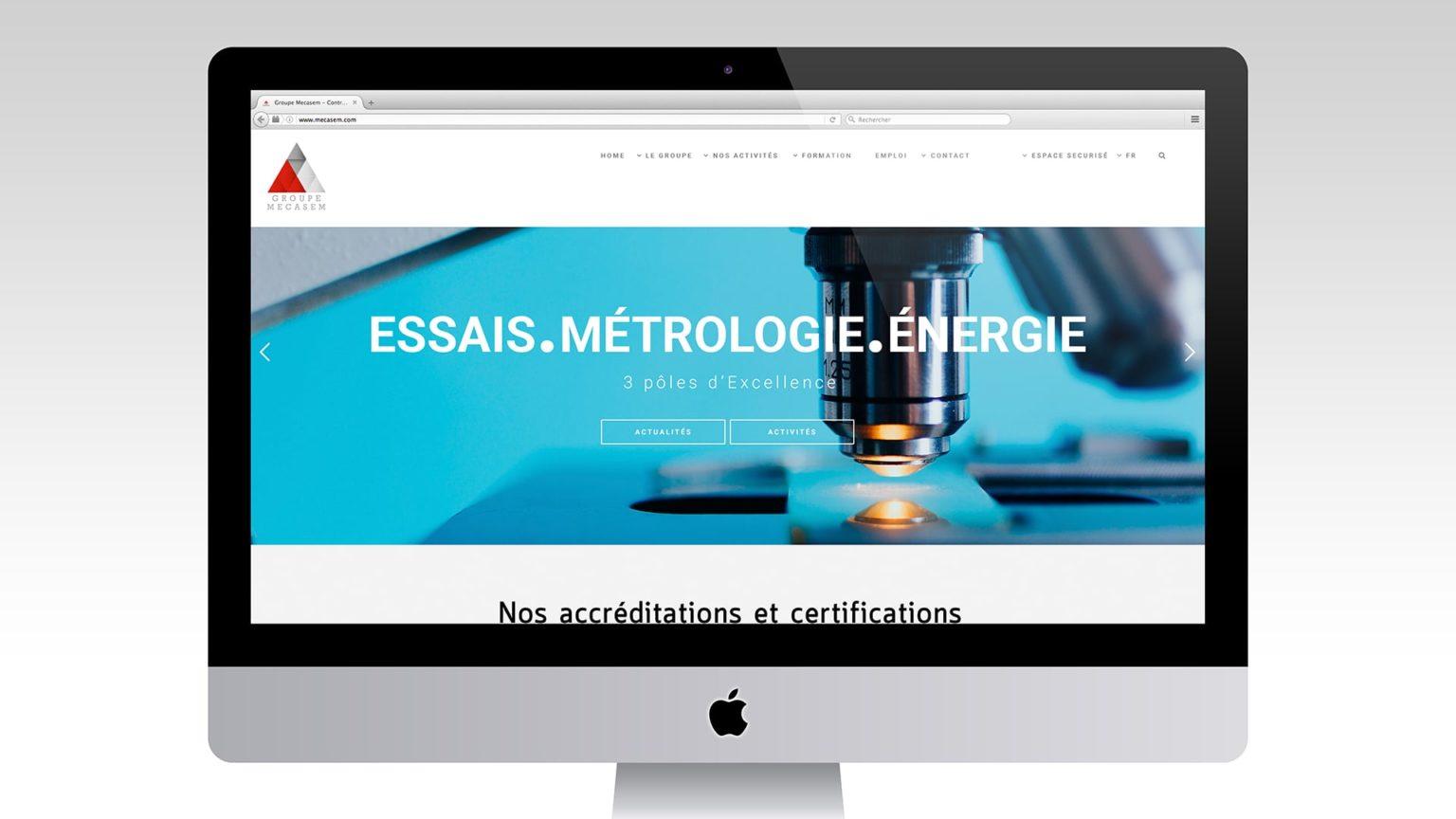 Mecasem — Interview International